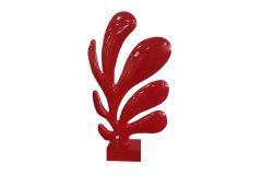 Sculpture rouge